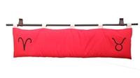 Cover segni di coppia per yogi dipinta a mano arredo e - Toro scorpione a letto ...