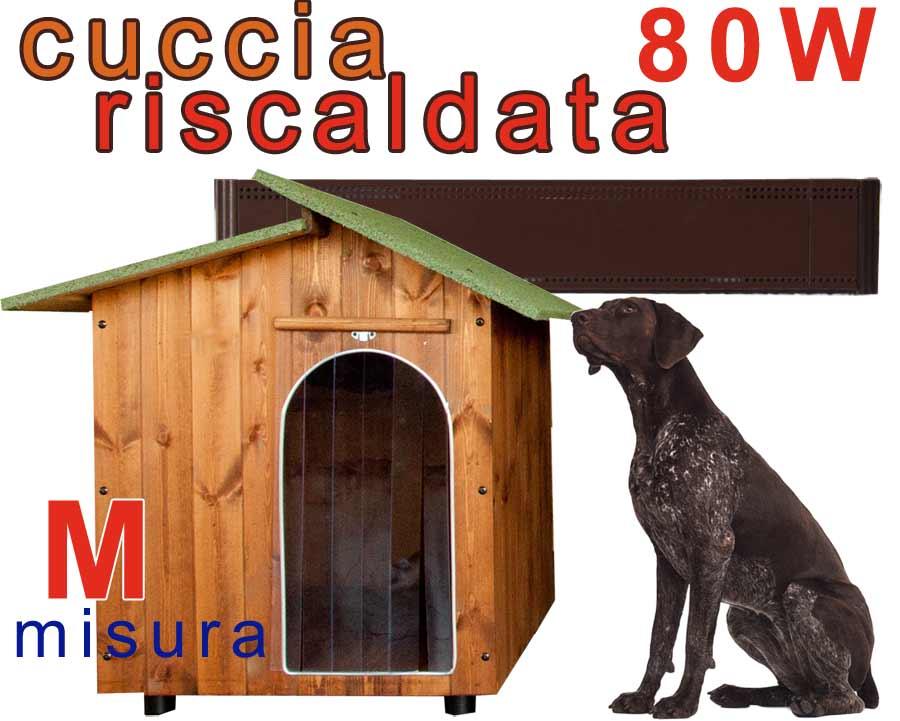 Cucce riscaldate per cani da esterno medium arredo e corredo for Cucce per gatti da esterno coibentate