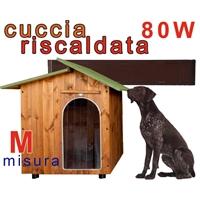 Cucce per cani da esterno arredo e corredo for Cucce per gatti da esterno riscaldate