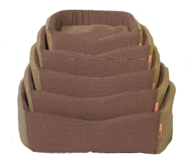 Cuccia cesta per cani di taglia medio grande arredo e for Cuccia cane taglia grande