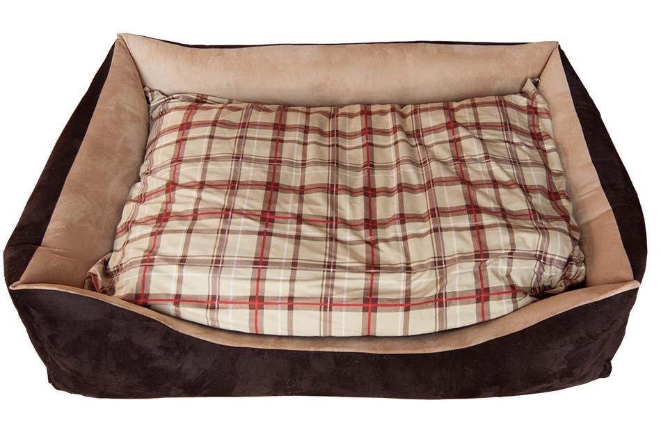 Cuccia divano british cani taglia grande arredo e - Cuccia per cani interno ...