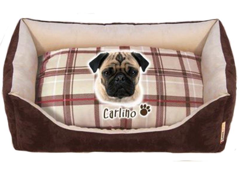 Cuccia per cane carlino british arredo e corredo - Cuccia per cani interno ...