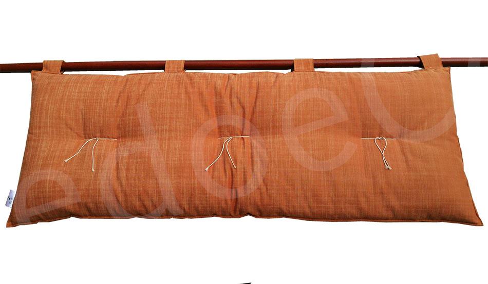 Testata letto bali surat h 50cm arredo e corredo - Cuscino testata letto ...