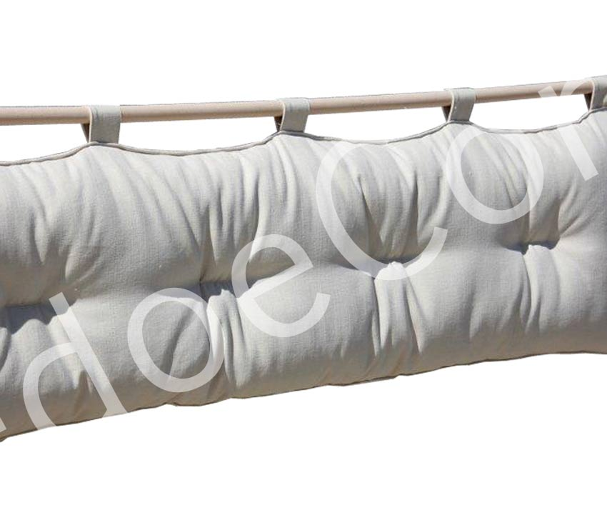 Cool imbottitura per testiera letto re16 pineglen for Cuscini testiera