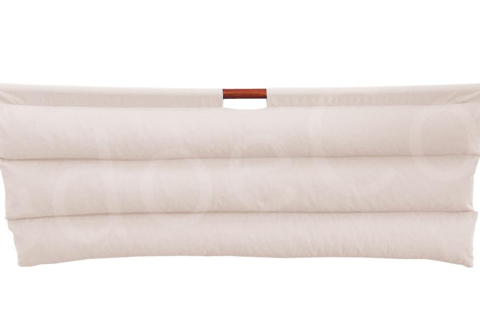 Testiera letto imbottita sfoderabile soft arredo e corredo - Imbottitura testiera letto ...
