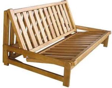 Divano letto Osaka - in legno con futon - Arredo e Corredo