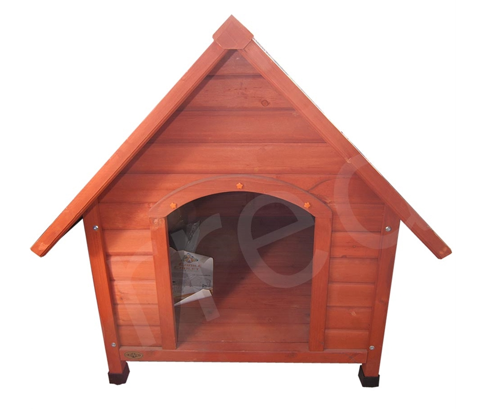 Casetta per cani in legno l arredo e corredo for Casetta in legno