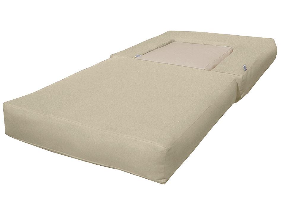Letto Futon Bimbi : Pouf letto futon cubo basic arredo e corredo