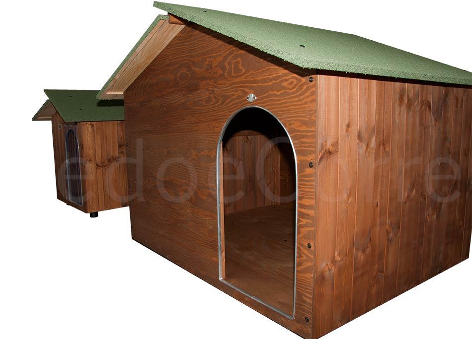 Cucce cani legno for Cucce per cani in offerta