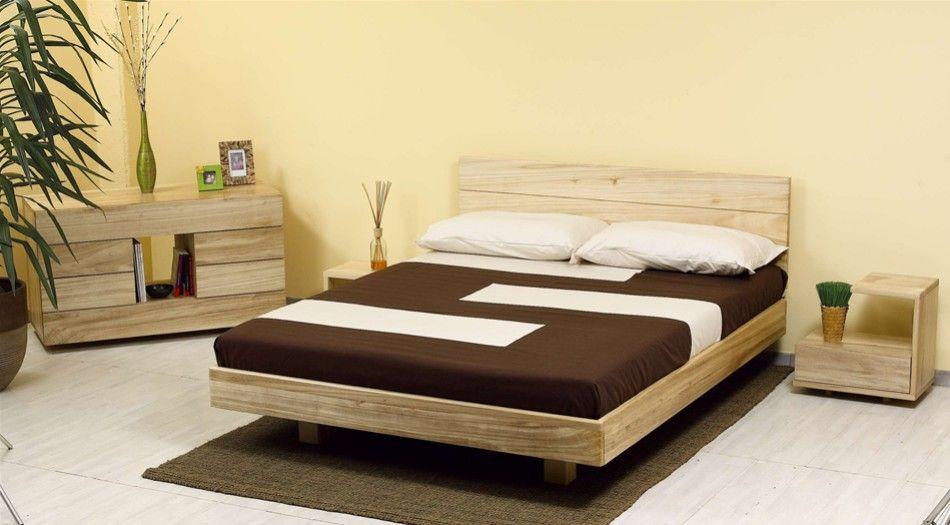 Letto in legno Solypso - Moeco - Arredo e Corredo