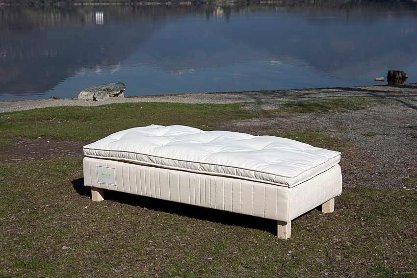 Letto matrimoniale sommier texbed con doghe arredo e corredo - Base doghe letto matrimoniale ...