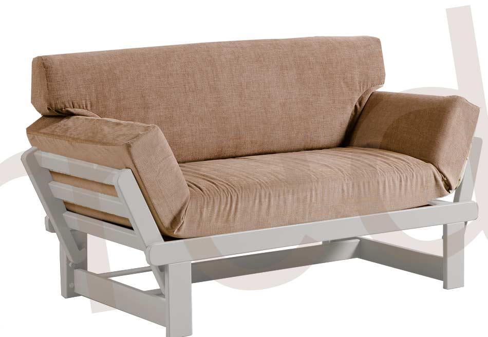 Divano letto singolo triclinio con cassetto opzionale arredo e corredo - Letto singolo divano ...