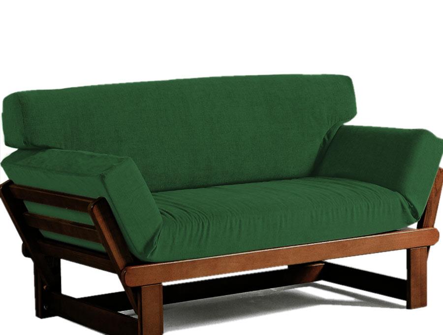 Divano letto singolo triclinio con cassetto opzionale - Letto singolo divano ...