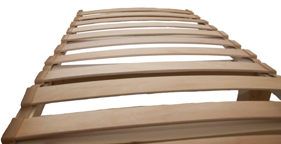 Doghe per letto matrimoniale in legno flessibili in faggio arredo e corredo - Doghe letto matrimoniale ...