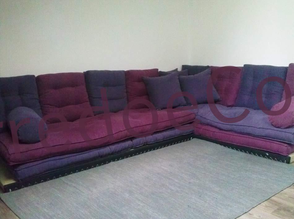 Divano letto futon pacha caleido matrimoniale arredo e for Futon divano