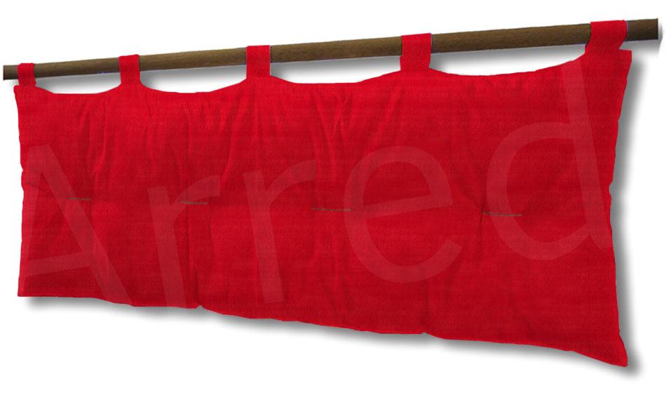 Cuscini Imbottiti Per Testiera Letto : Testiera letto imbottita bali caleido h cm arredo e corredo