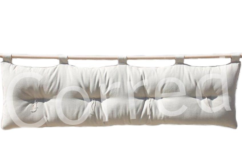 Testiere letto a cuscino tutto su ispirazione design casa for Testiere ikea