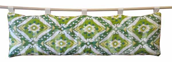 Personalizza il tuo arredo con i nuovi tessuti stile kilim for Testiere letto a cuscino
