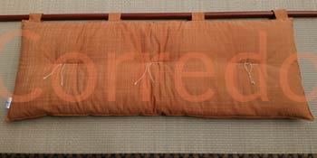 Testiere letto su misura arredo e corredo for Testiere letto a cuscino