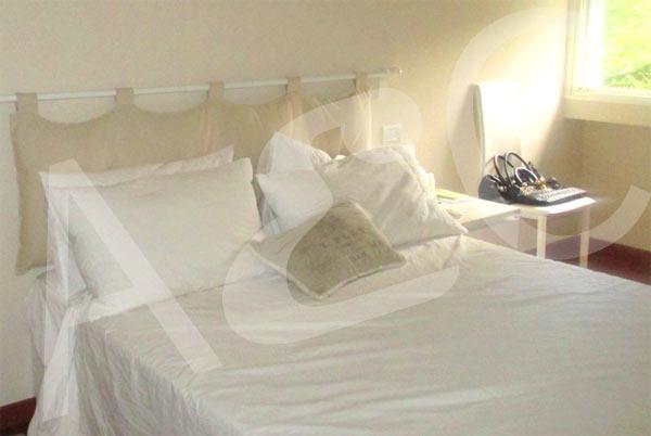 Testiera letto imbottita bali caleido arredo e for Testiere letto a cuscino