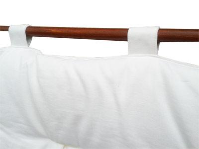 Testiera letto futon bali nilo arredo e corredo - Testiere letto a cuscino ...